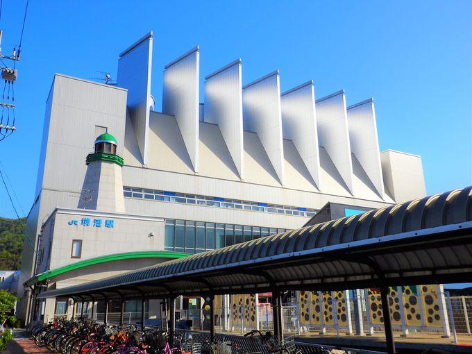 ベタ踏み坂とは、鳥取と島根を結ぶ「江島大橋」のこと