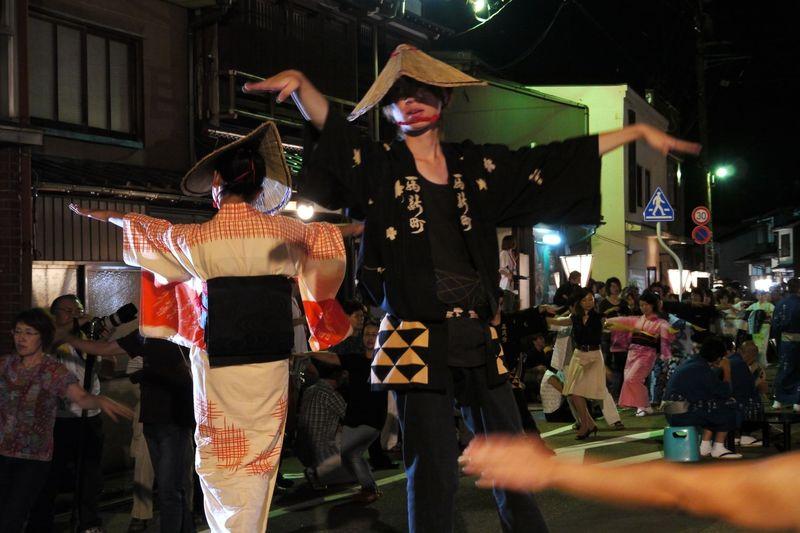 富山「おわら風の盆」は前夜祭が狙い目!艶なる踊りに惚れてもOK!