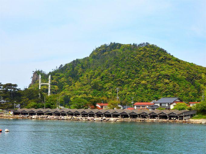 まだまだあるぞ、那久岬、屋那の船小屋、玉若酢命神社