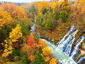 北海道で絶景紅葉狩り!見どころ満載おすすめスポット8選