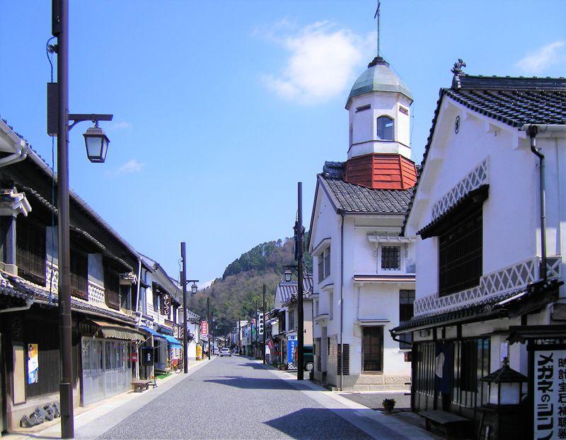 広島「上下町」観光は、白壁ロマンの町並み散策がおすすめ!