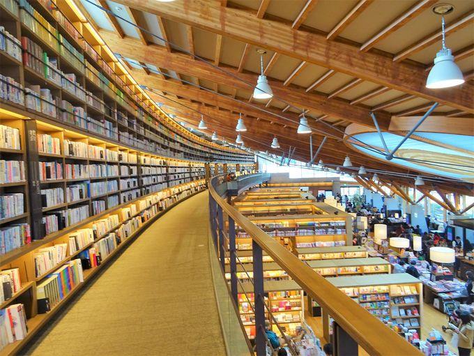 羨ましいぜ、武雄市民!武雄市図書館での優雅な時間もイイ!