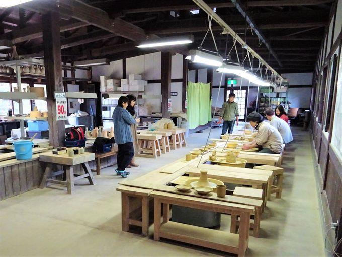 有田ポーセリンパークでは、陶芸体験や酒蔵めぐりも