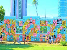 ハワイ「カカアコ」はワイキキからすぐ行ける超インスタ映えスポット!