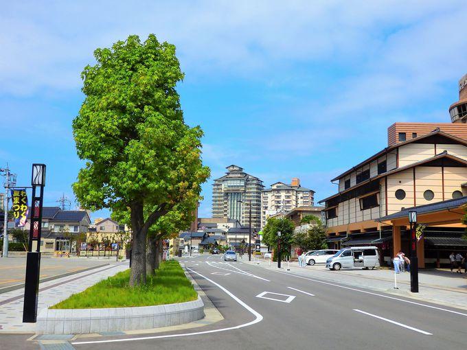 2日目午後:能登半島の内浦側を能登島から和倉温泉へ