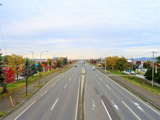 北海道絶景ドライブ#5 「日本一長い直線道路」