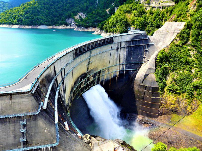 黒部ダムと周辺のおすすめ観光スポット8選 立山黒部の自然を満喫!