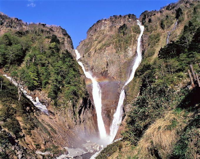 いざ立山黒部アルペンルート!その前に「称名滝」を忘れずに