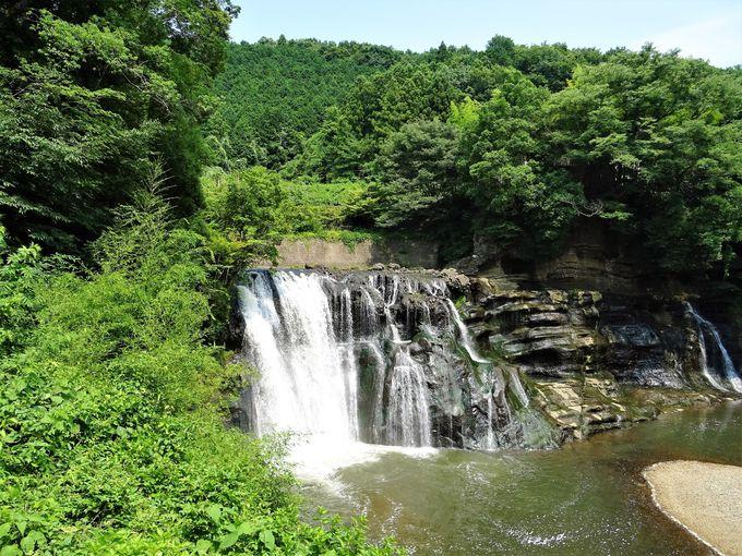 山あげ祭の予習もできる「山あげ会館」や龍門の滝もおすすめ