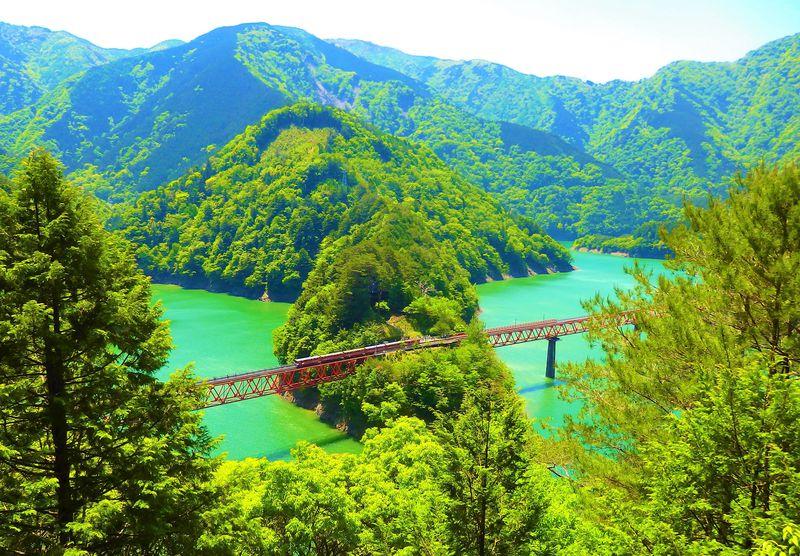 大人たちよ、もっとゆっくり絶景をめぐれ!大井川鐵道1泊2日モデルコース