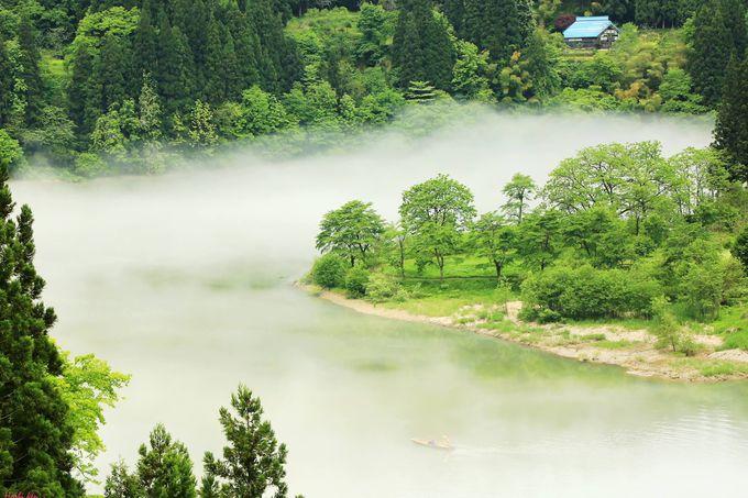 「霧幻峡の渡し」はさまざまなアレンジも可能