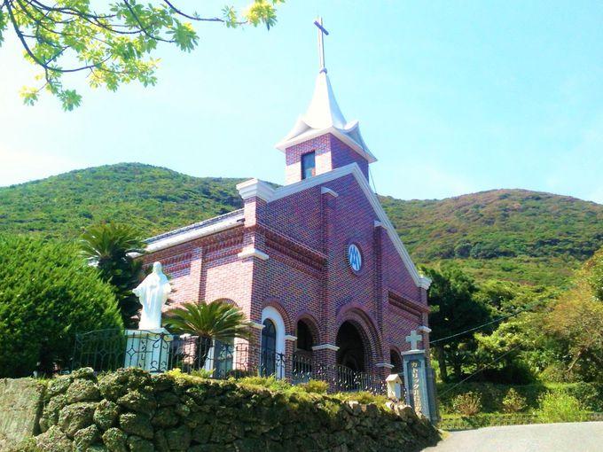 2日目午前:福江島の絶景ビーチと美しすぎる教会をドライブ