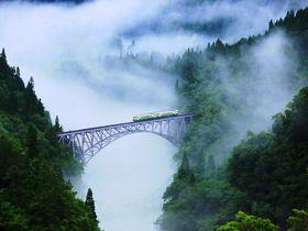 誰でも手軽に絶景鉄道写真が!福島・只見線人気撮影地7選