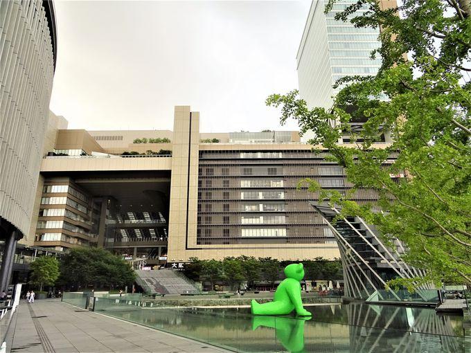 #1大阪駅 大阪ステーションシティとグランフロント大阪