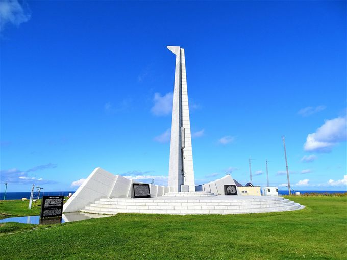 PM2時:稚内観光の定番!宗谷岬で日本の最北端を制覇