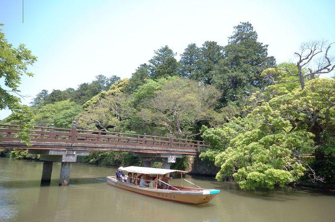 3日目午前:松江市内で城下町めぐりと遊覧船観光