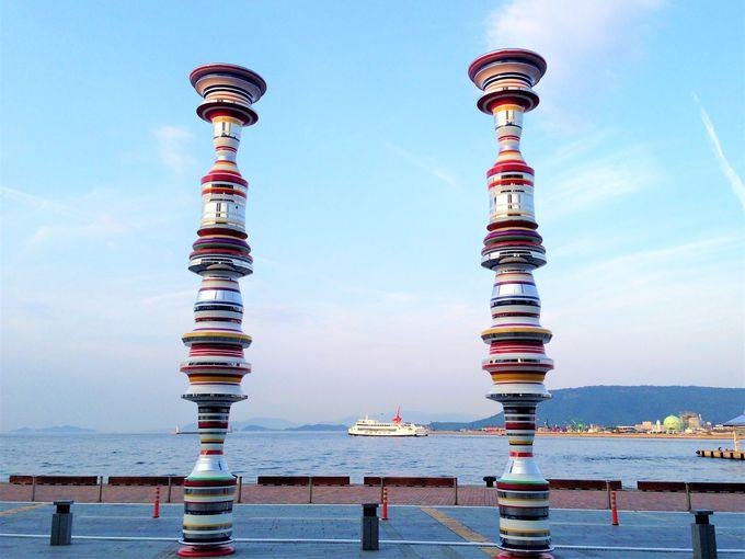 瀬戸内国際芸術祭は島と人々をつなぐアートの祭典