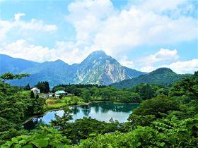 糸魚川ジオパーク絶景めぐり「小滝川ヒスイ峡」と「高浪の池」