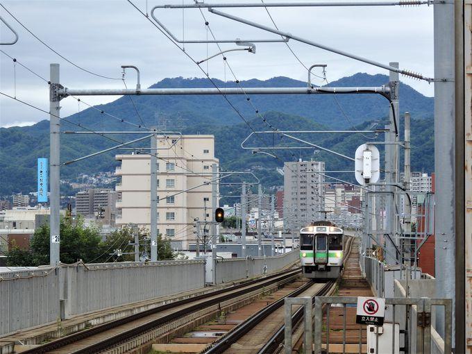 JR札沼線の一部区間廃止は2020年5月6日