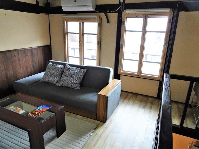 宿泊:大林監督ゆかりの古民家に民泊もおすすめ
