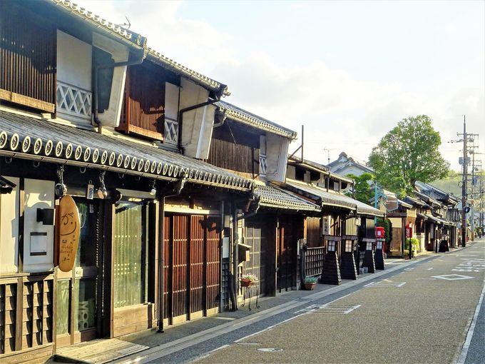 美作の城下町「津山」も寅さんが似合う町