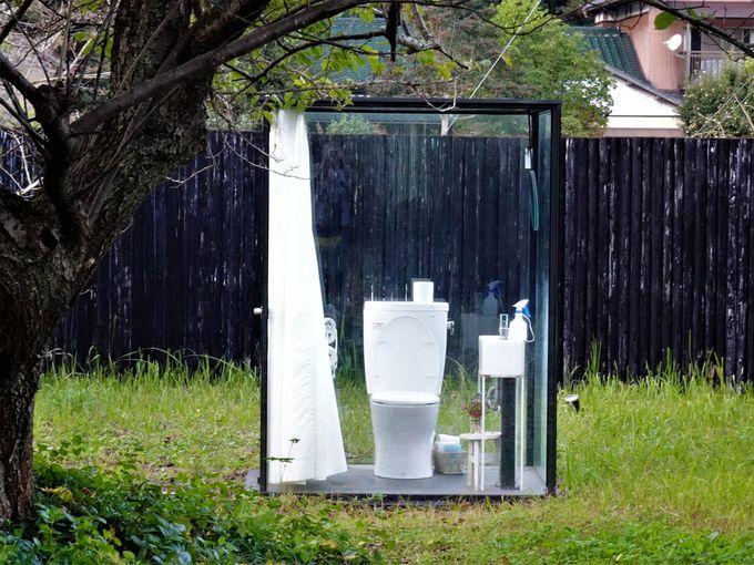 飯給駅で「世界一大きなトイレ?」に遭遇