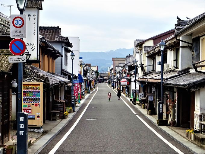 日田市内の関連スポットめぐりも楽しい