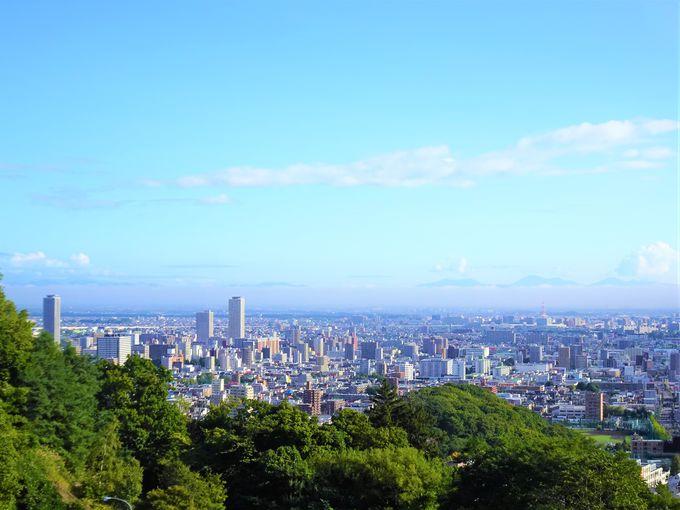 上級コース:北海道神宮を経て、大倉山の山岳サイクリングへ