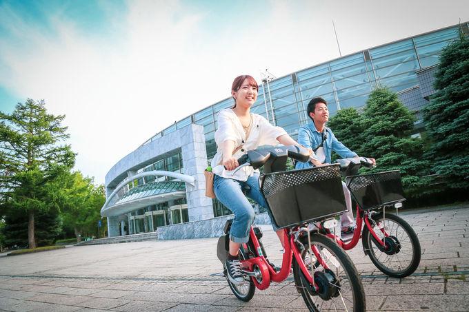 札幌のシェアサイクル「ポロクル」とは?