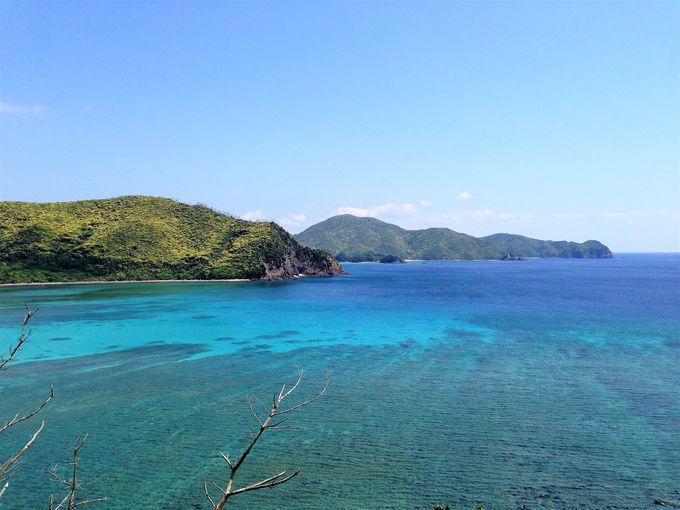 奄美大島観光南部の絶景は加計呂麻島と大島海峡