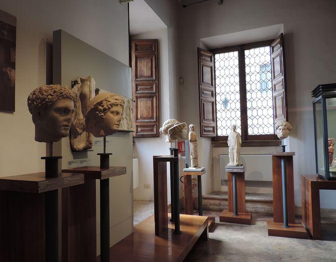 入場無料化されたローマ市営の7つのミニ博物館とは?