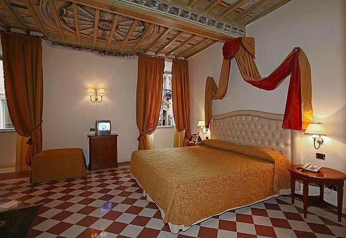 清潔で快適、ロマンティックな室内でゆったり!