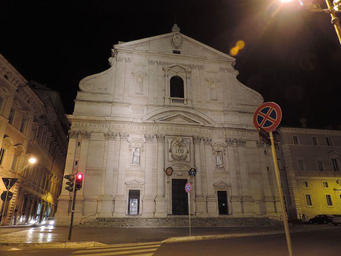5.ジェズ教会