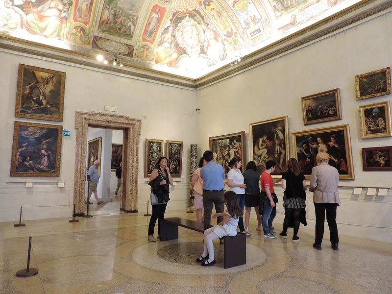 ローマの絵画鑑賞ならここ!傑作揃い「国立古典絵画館-バルベリーニ宮」