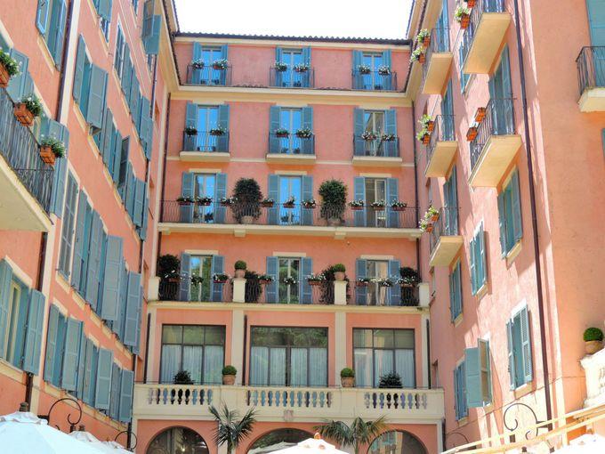 ホテルの上のピンチョの丘からローマを眺めてみよう!