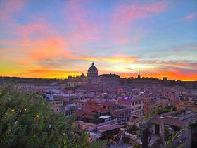 一人旅でも楽しめる!ローマの夜景が美しいスポット4選