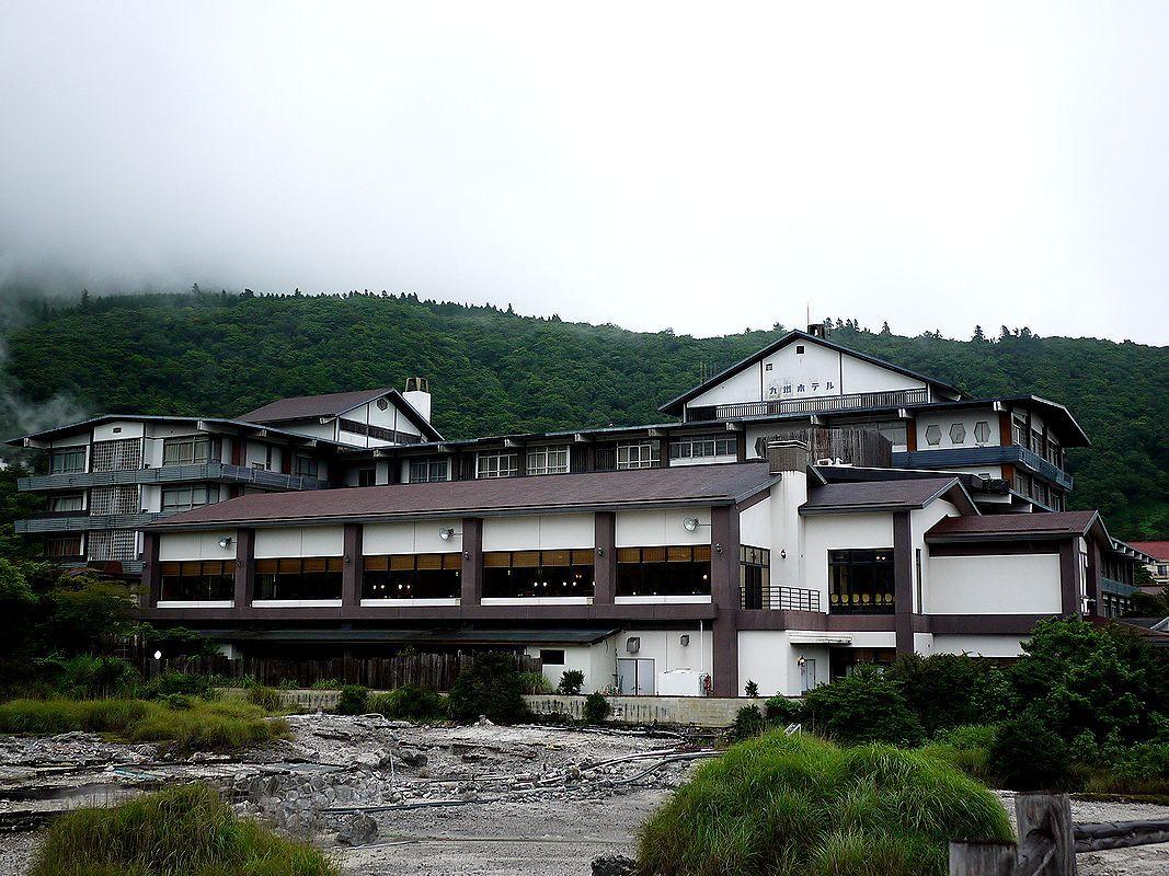 雲仙地獄に佇む立地抜群の老舗ホテルは女性ひとり旅に最適!