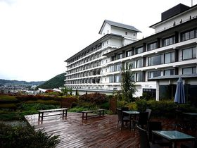 松本・美ヶ原温泉「ホテル翔峰」で戦国時代そのままの湯に浸ろう!