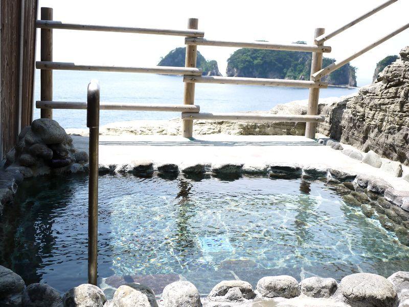 浮いたお金で西伊豆の温泉も楽しもう!