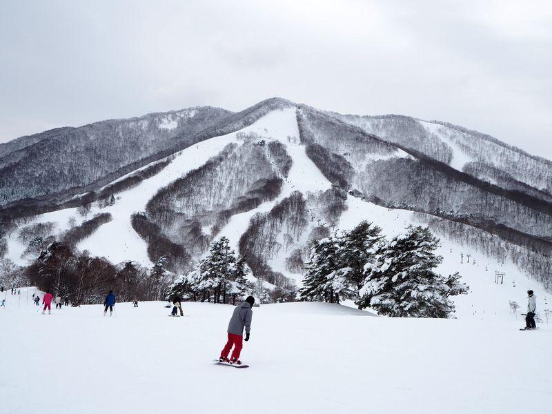 7.斑尾高原スキー場/長野県