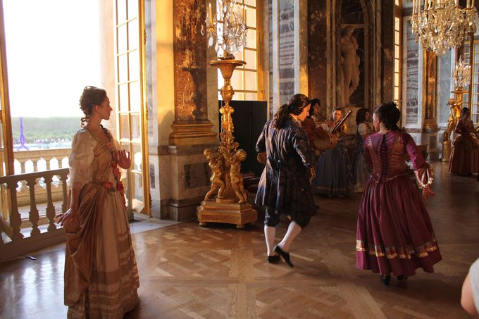 ベルサイユ宮殿で中世の音楽やダンスが楽しめるイベントも!