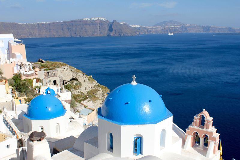 一週間で巡る東地中海の旅、イタリア、ギリシャ、モンテネグロを訪ねて ...