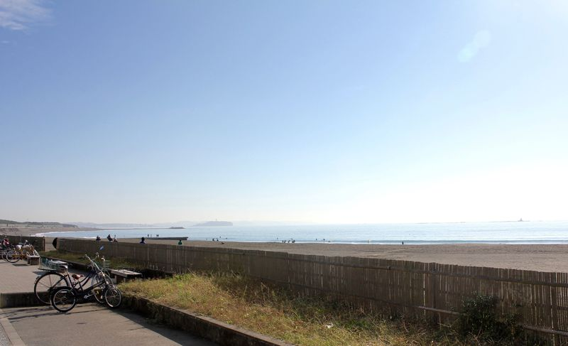 湘南・茅ヶ崎、海辺のカフェでオシャレでヘルシーな朝食を!