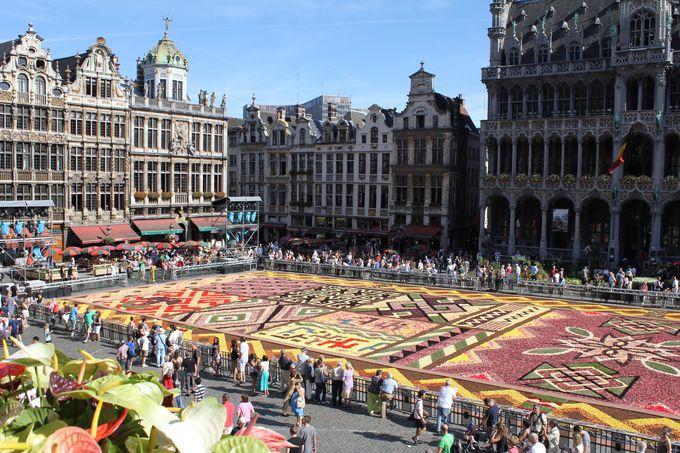「世界で最も美しい広場」で行われる特別イベント!