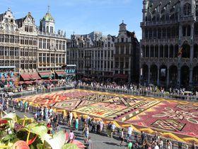 日本・ベルギー友好150周年に訪ねるブリュッセルお勧めSPOT5選