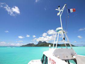 タヒチ・ボラボラ島の2つのインターコンチネンタルホテルに泊まるラグジュアリーな休日