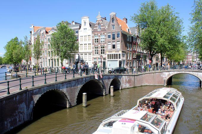 1.アムステルダム・運河地区