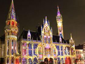 3年に一度!「光の祭典 2018」で賑わうベルギーの古都ゲントを楽しむ旅
