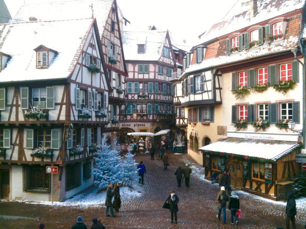 クリスマスに行きたいフランス・アルザス地方の街々!