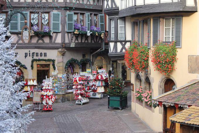 絵本の中に出てくるようなクリスマス「コルマール」